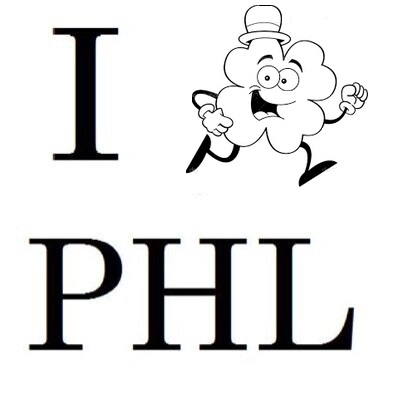 Run Philly Logo