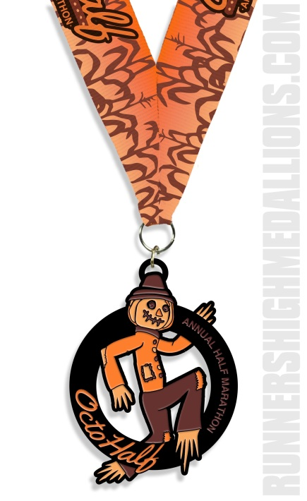 OctoHalf Medal